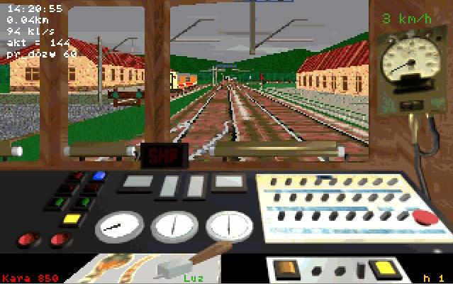 <em>Mechanik</em>'s outdated visuals and interface render it obsolete alongside modern efforts such as <em>Trainz</em> and <em>Rail Simulator</em>.