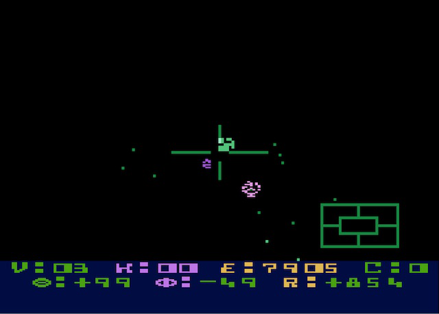 <em>Star Raiders</em> is fondly remembered by those who played it.
