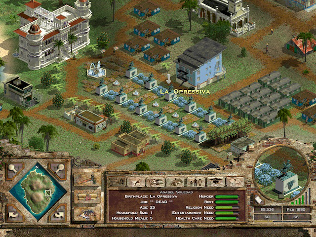 <em>Tropico</em>'s unique spin on ruling and managing a society extended to taking out hits on innocent civilians.
