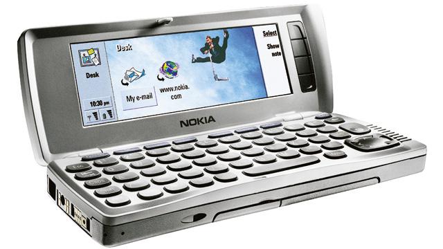 Nokia 9120 Communicator