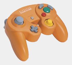 GameCube controller - Spice!