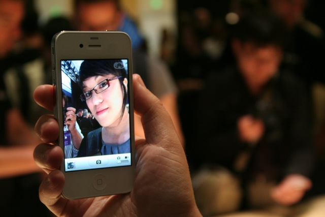 FaceTime at WWDC
