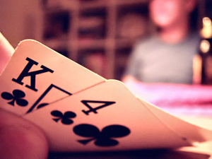 At some point, you have to lay your cards on the table.