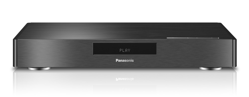Panasonic's prototype UHDBR player, which was shown off at CES 2015