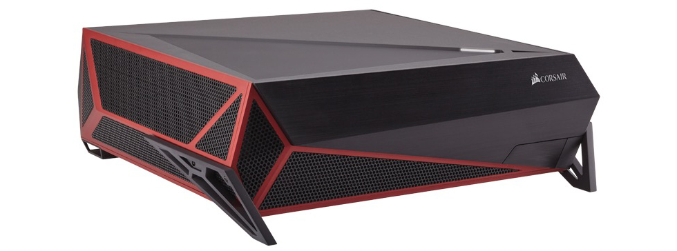 "Here's a reminder of what the <a href=""https://arstechnica.co.uk/gadgets/2015/06/corsairs-bulldog-is-a-diy-living-room-pc-designed-for-4k-gaming-overclocking/"">Corsair Bulldog</a> looked like, just in case you'd successfully managed to purge it from your memory."