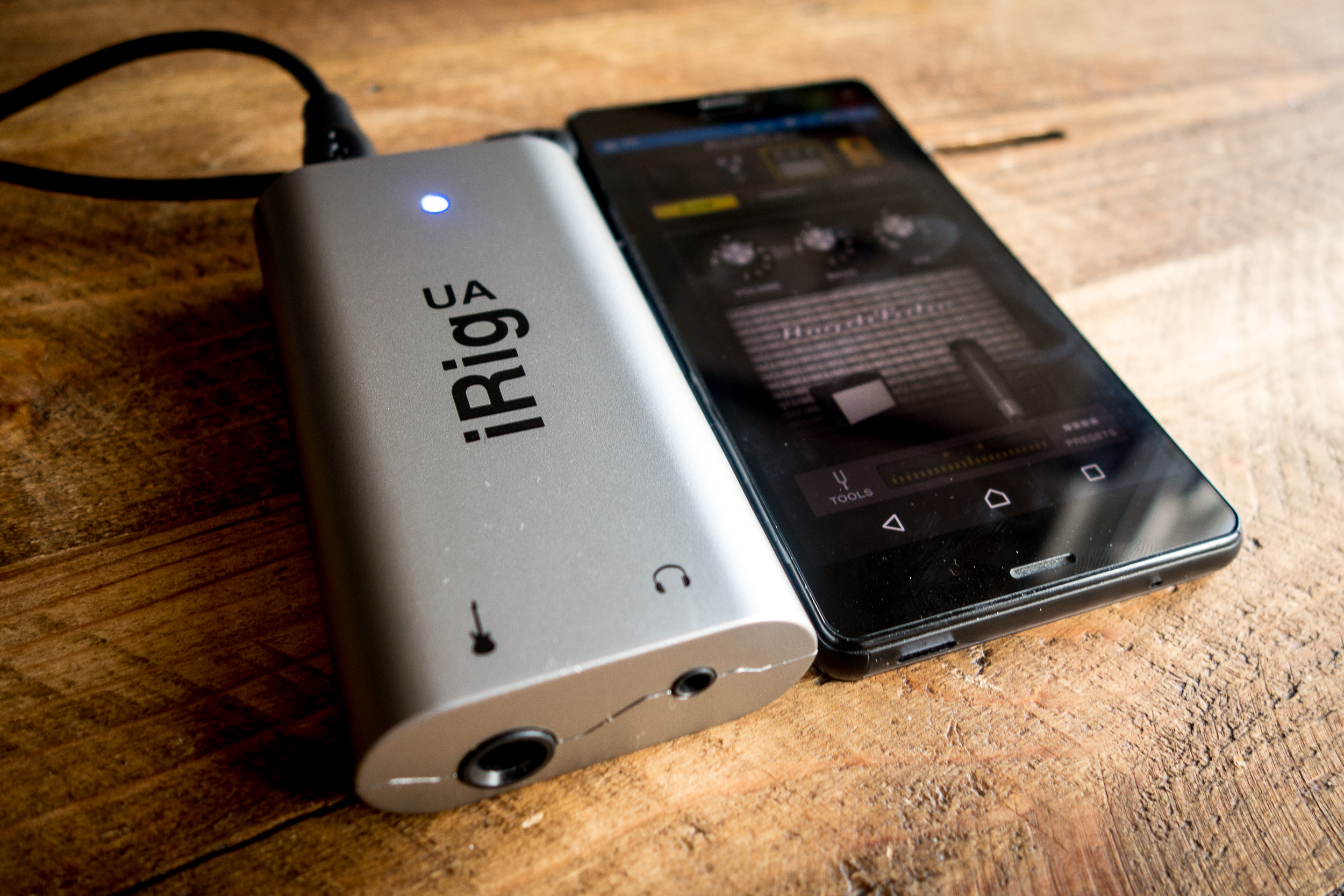 Review: iRig UA finally brings amp modelling to Android but