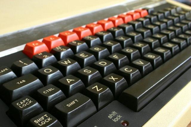 BBC Micro keyboard