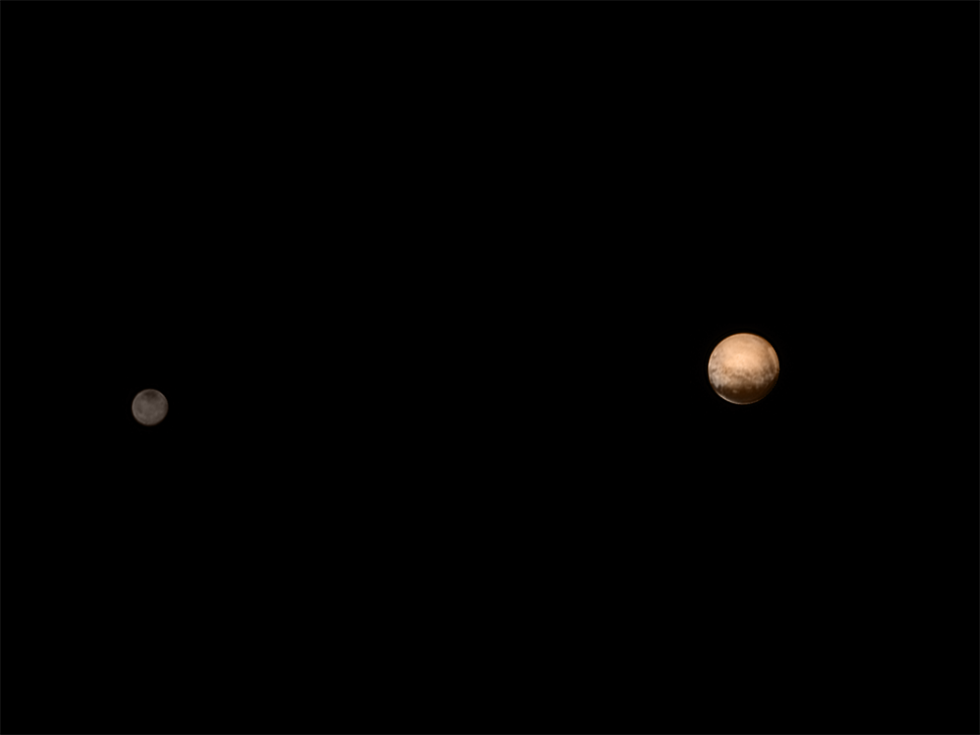 New Horizons begins Pluto flyby [Updated] | Ars Technica