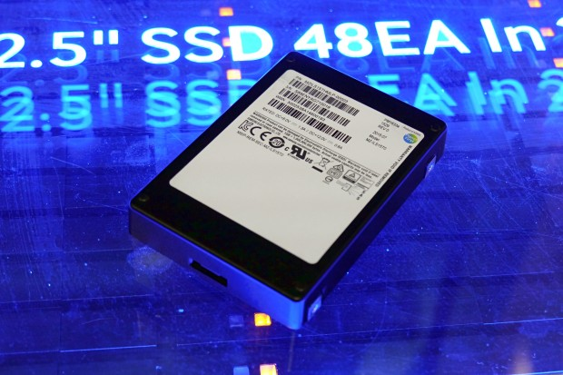 The 16TB Samsung PM1633a SSD