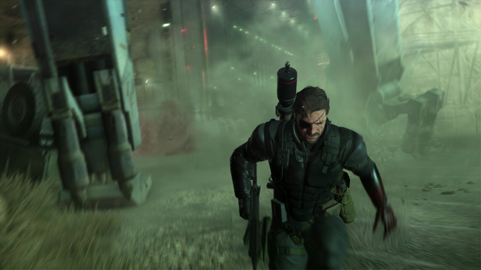 Review Metal Gear Solid 5 Is Cliched Confused And Utterly