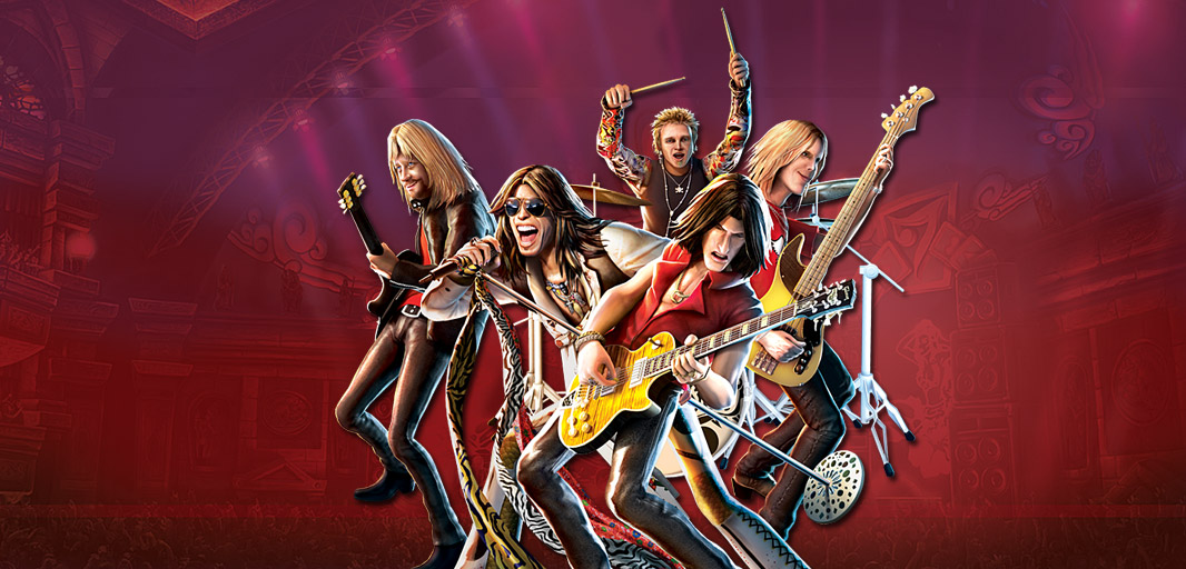 By 2008, Activision was churning out <em>Guitar Hero</em> games as fast it could, including artist specific versions like <em>Guitar Hero: Aerosmith</em>.