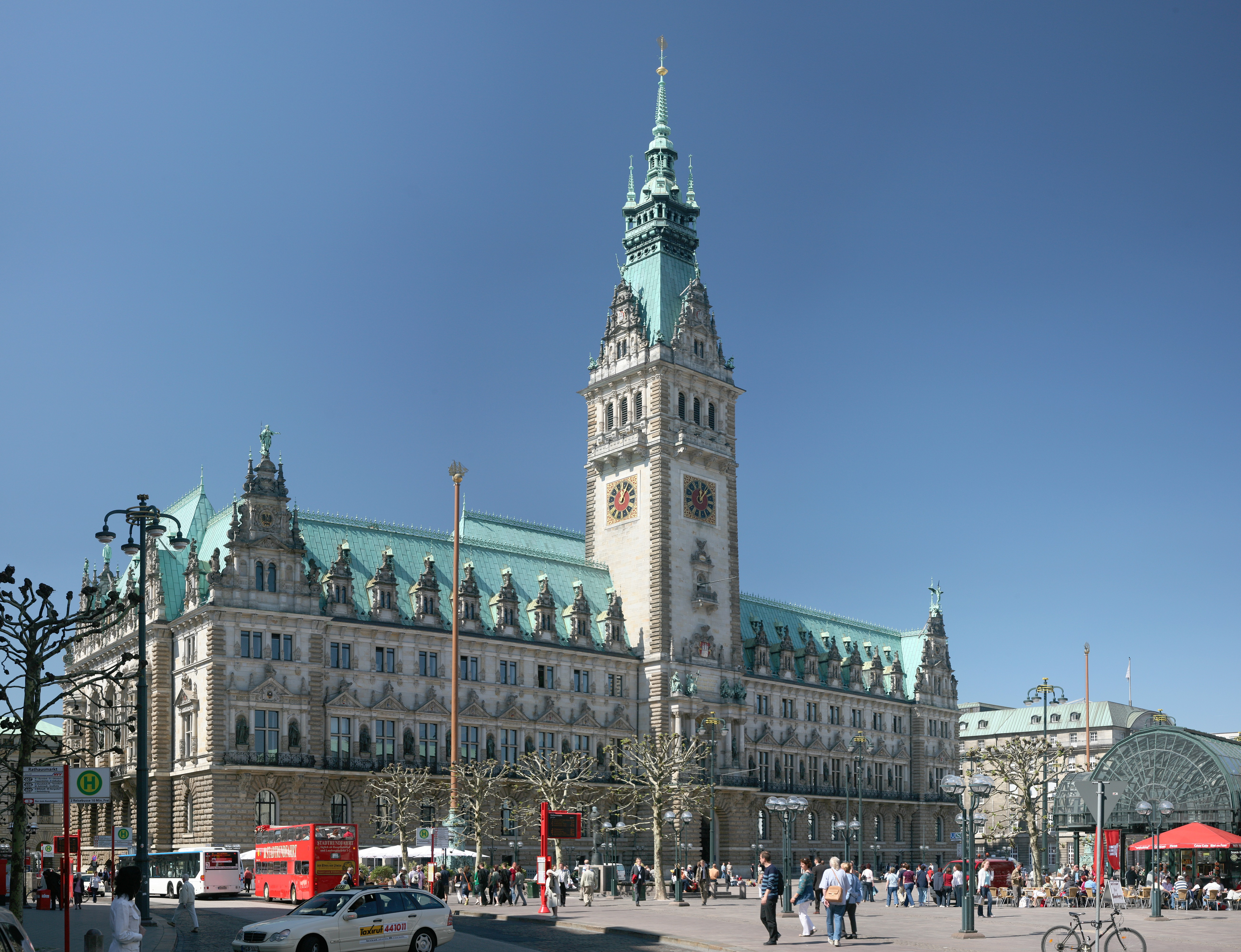 The city of Hamburg was forced to lower its environmental standards because of ISDS.