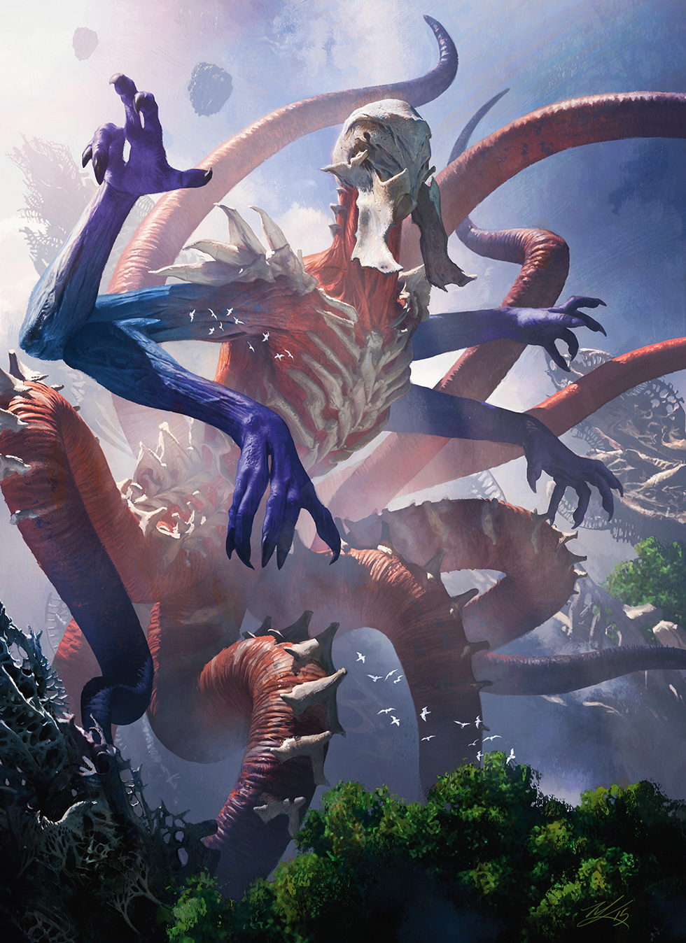 Battle for Zendikar review: Lovecraftian horror comes to