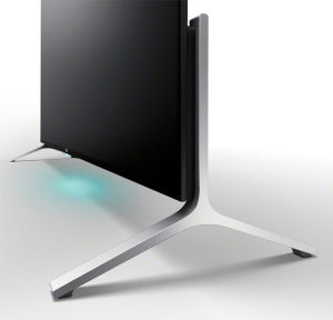 It might look simple, but even this TV stand took was the result of hundreds of hours of work from Sony's designers.