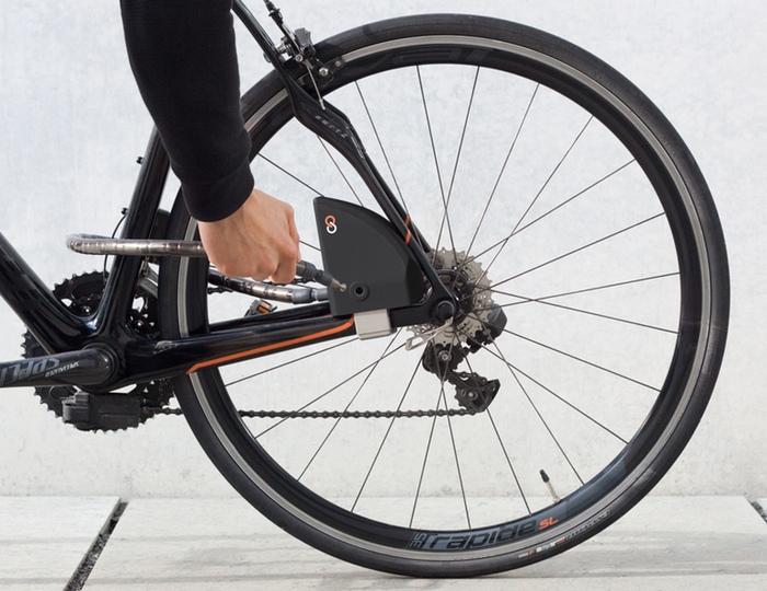 The Lock8 bicycle lock: RIP