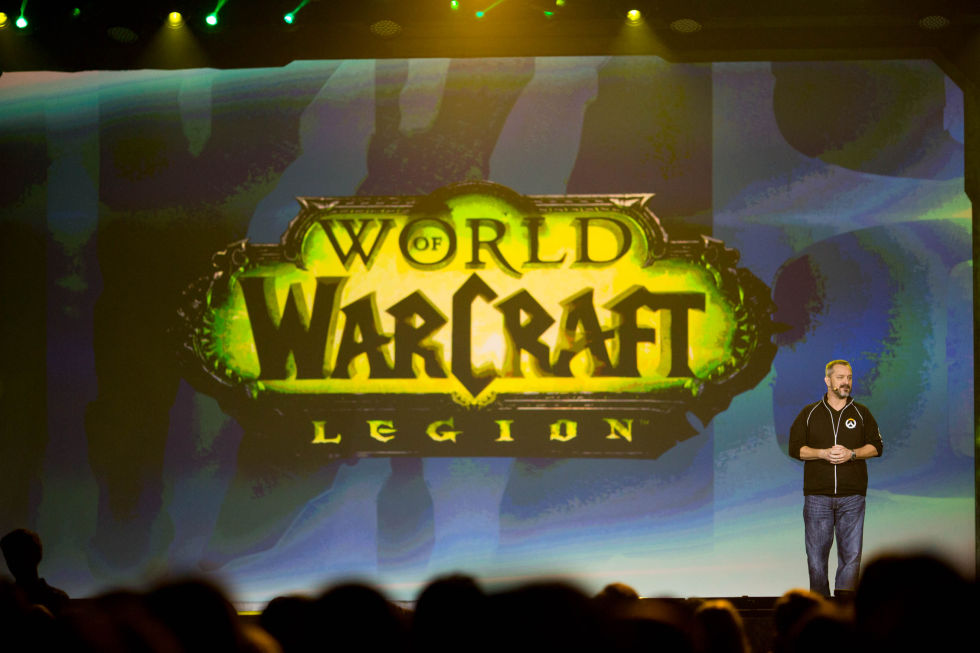 The announcement of the next <em>World of Warcraft </em>expansion <em>Legion </em>received a muted response<em> </em>compared to previous shows.