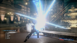One loss in the active battle systems of recent single-player <em>Final Fantasy</em> games is the sense of controlling a party, though footage suggests the player still controls multiple characters.