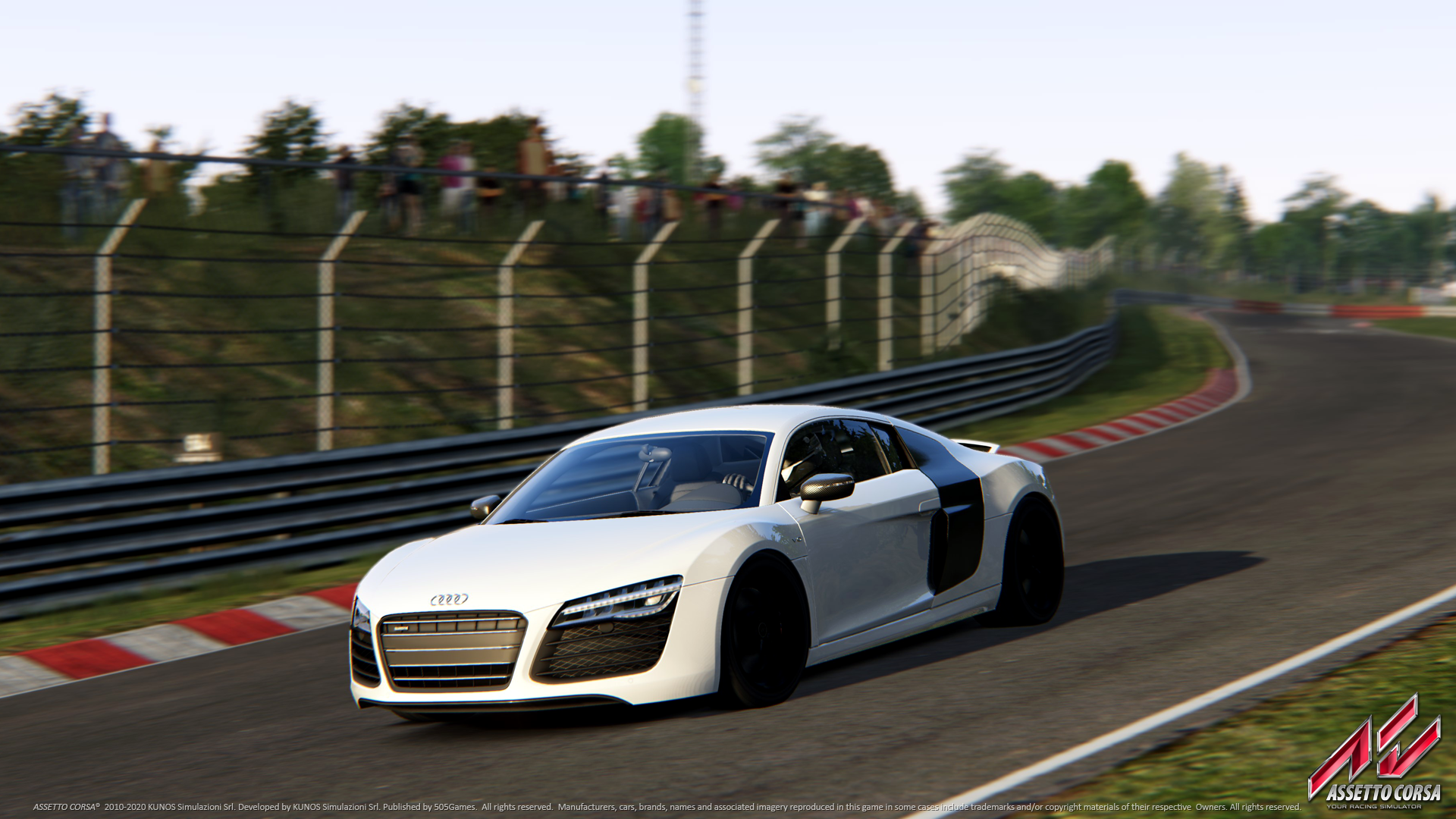 Assetto Corsa: Are PS4 and Xbox One ready for a true driving