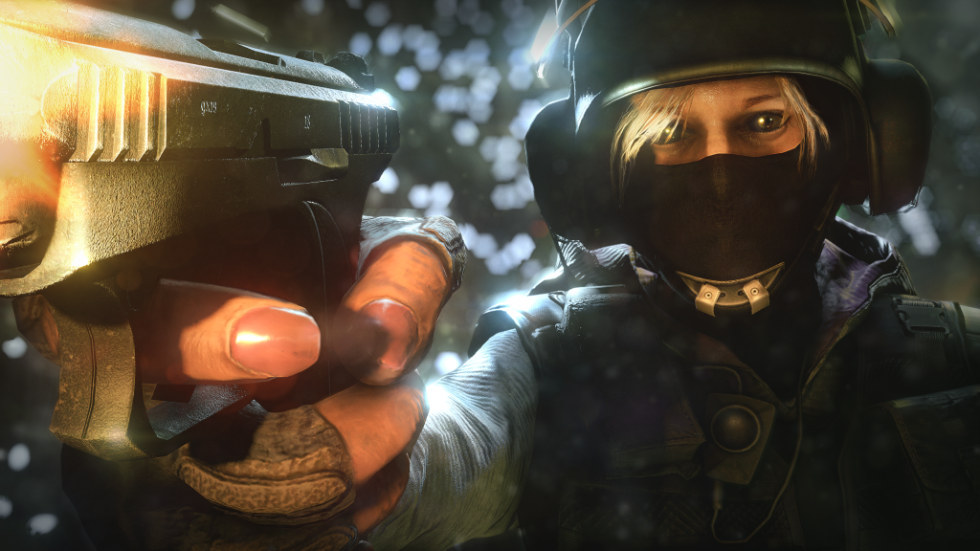 Certain operators have headphones as part of their look, with the unfortunate outcome that their head hit boxes are almost double the size of a normal operator—and yes, a bullet through the headphones results in instant death.