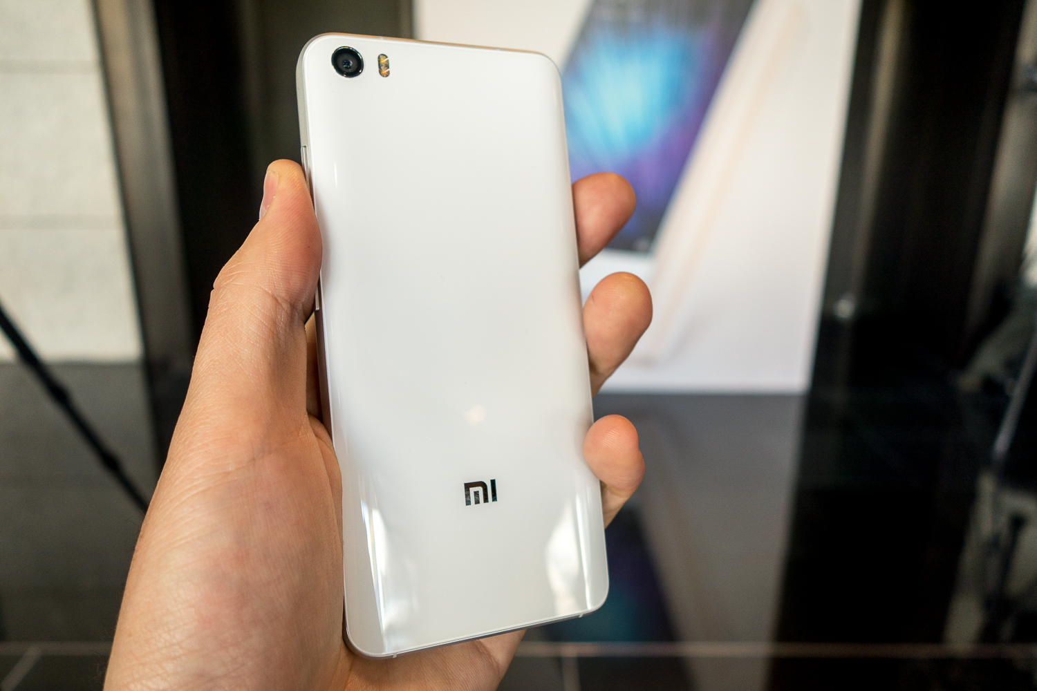 Watch Out Apple And Samsung Xiaomi S Mi 5 Phone Is Coming For You Ars Technica