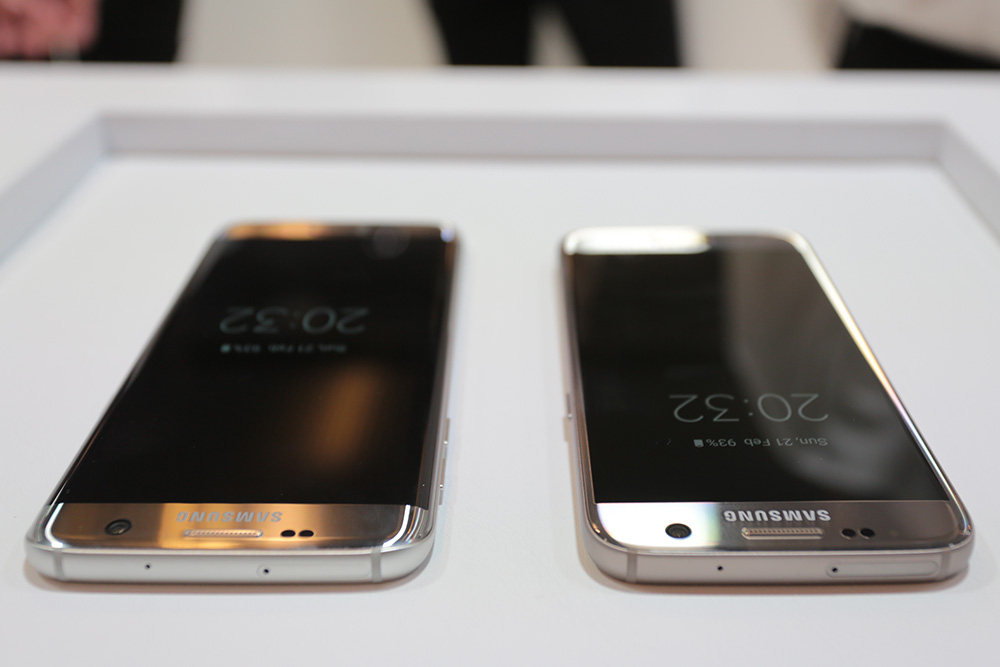 Galaxy S7 And S7 Edge Hands On So Good You Can Almost