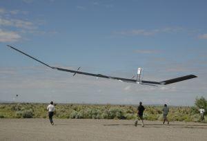 Zephyr launch in 2007.