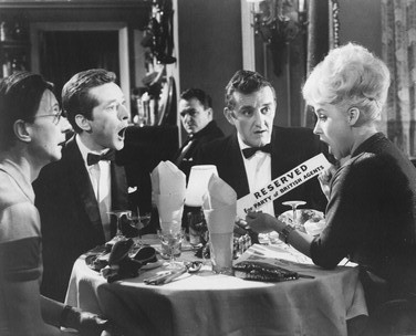 Still from British film, <i>Carry On Spying</i>.