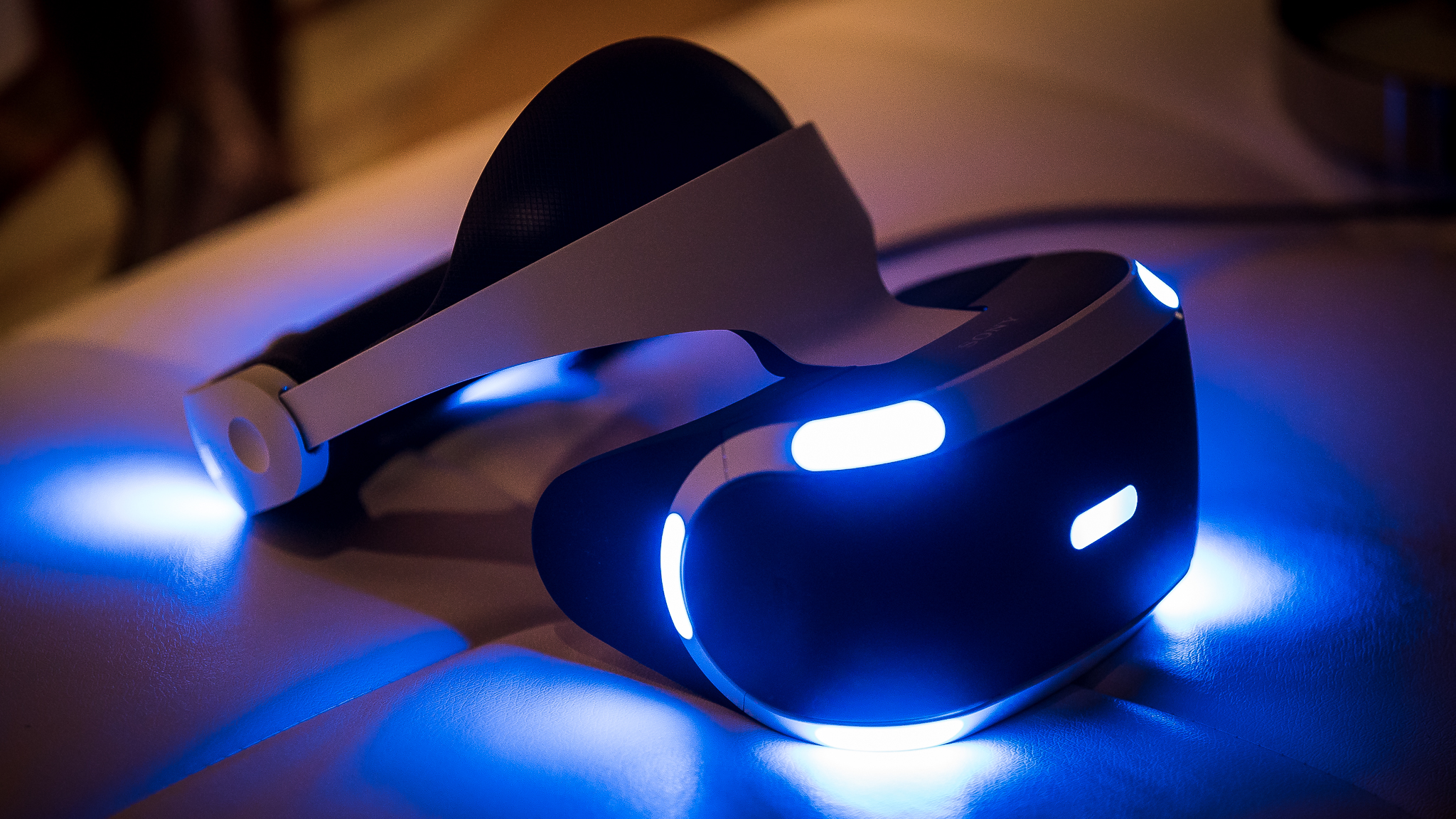 Sony's PSVR will work with both the original PS4 and the NEO model.