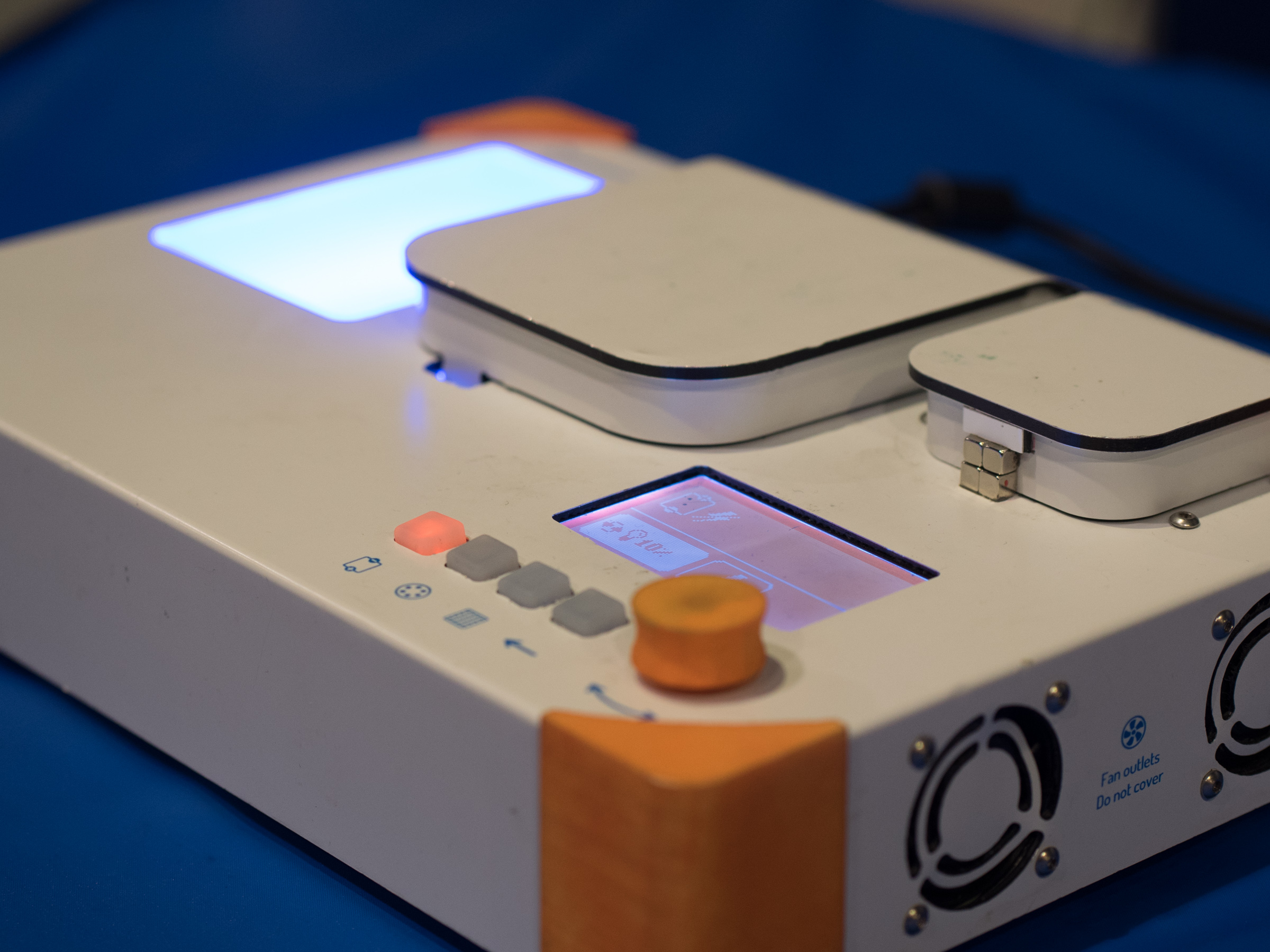 Bento Lab lets anyone extract, target and copy specific pieces of DNA from biological samples