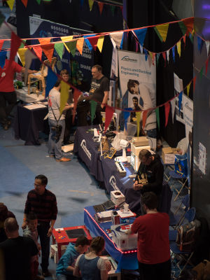 Maker Faire UK 2016