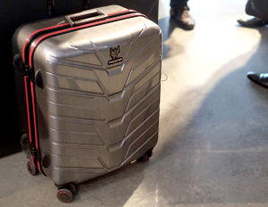 The first 1,000 G1 customers will receive a free suitcase. There's no word on whether it'll be available to buy separately