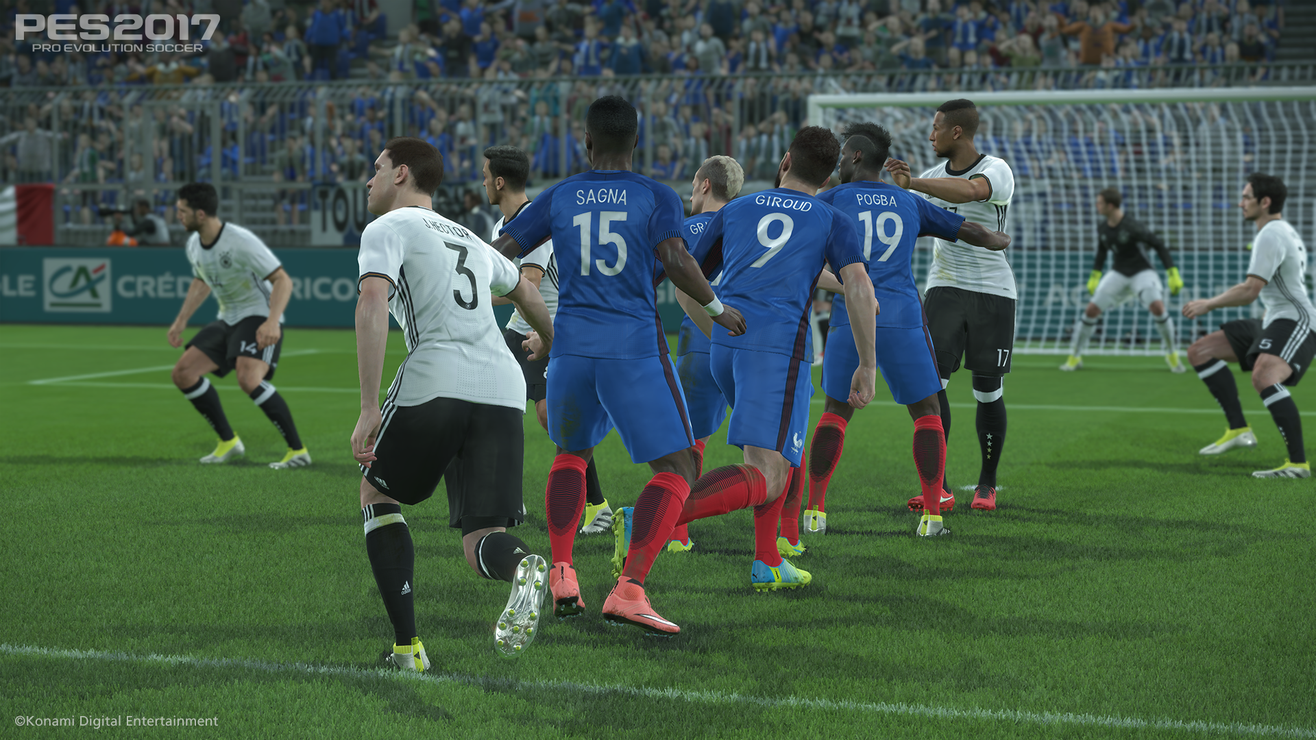 PES 2017: Soccer simulation, not soccer game | Ars Technica