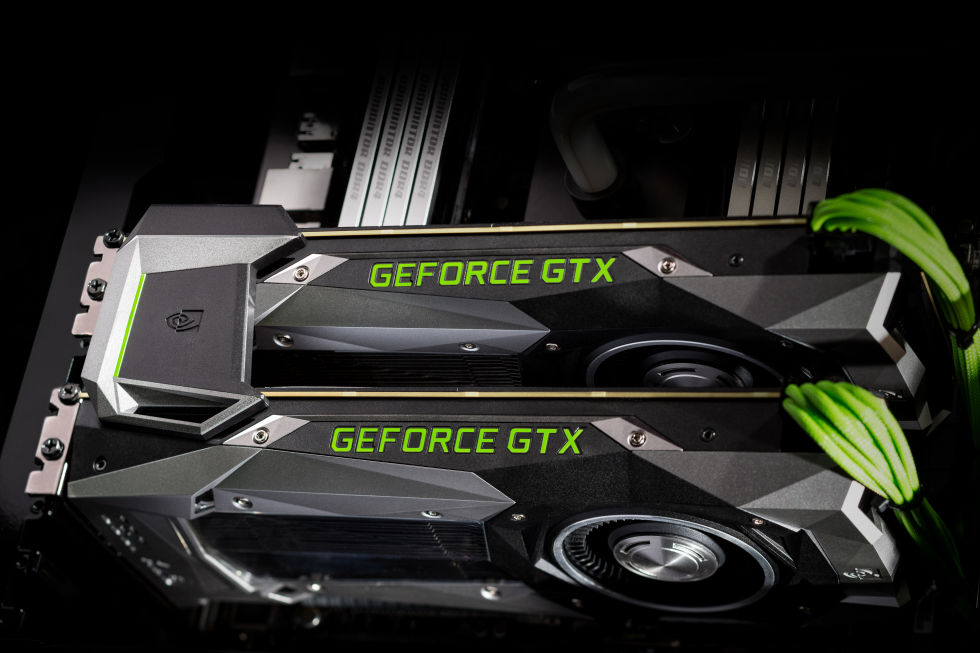 If you want to do anything more than two-way SLI, you'll need an unlock code from Nvidia.