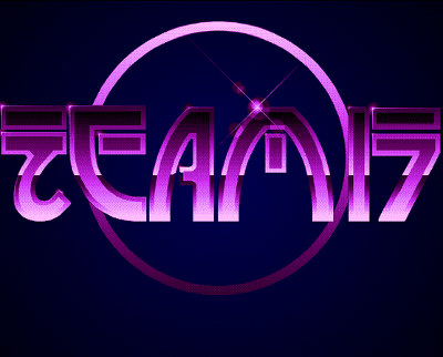 Team17's Amiga-era logo.