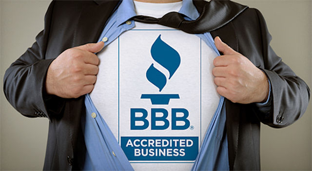 What exactly does complaining to the Better Business Bureau do to a business?