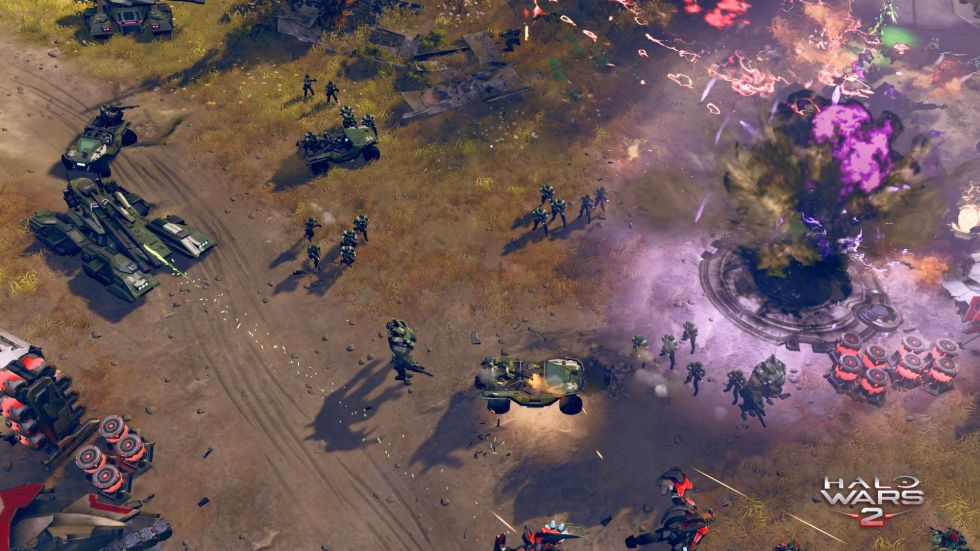 Halo Wars 2 beta shows there's work left to do