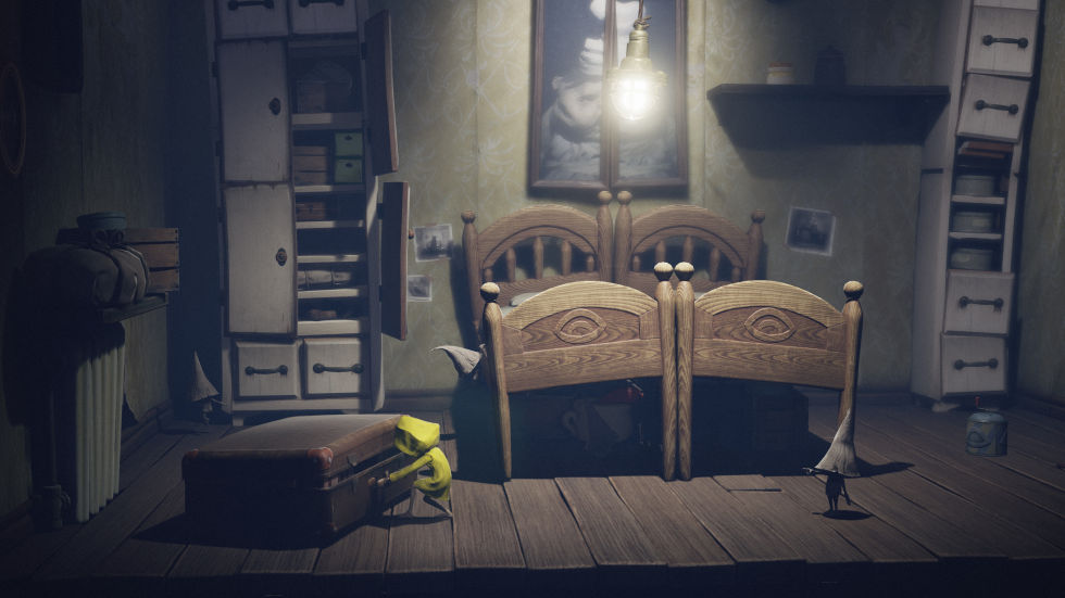 <em>Little Nightmare</em> features simple puzzles.