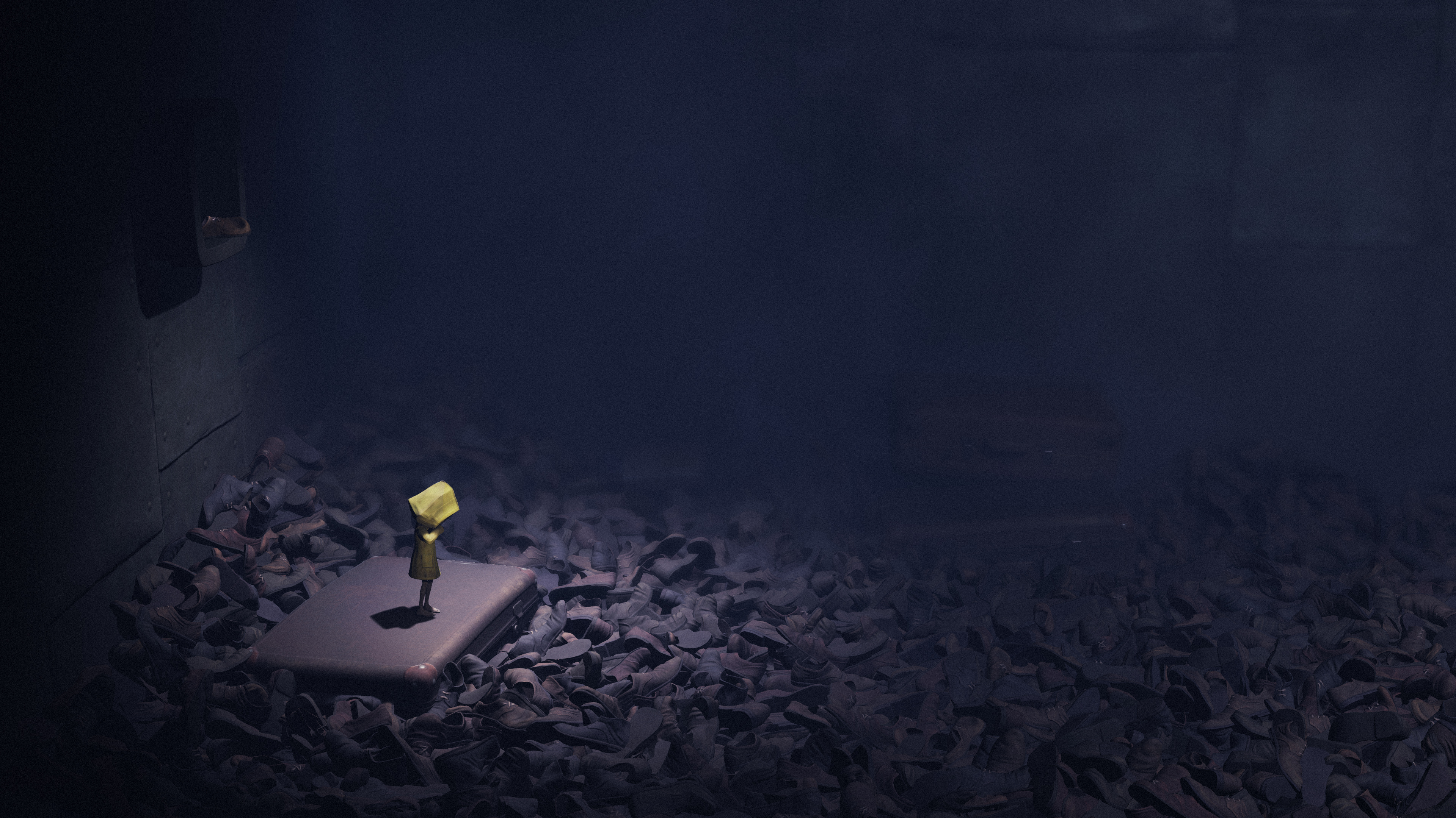 <em>Little Nightmares</em> is a unique, and sometimes lonely experience.