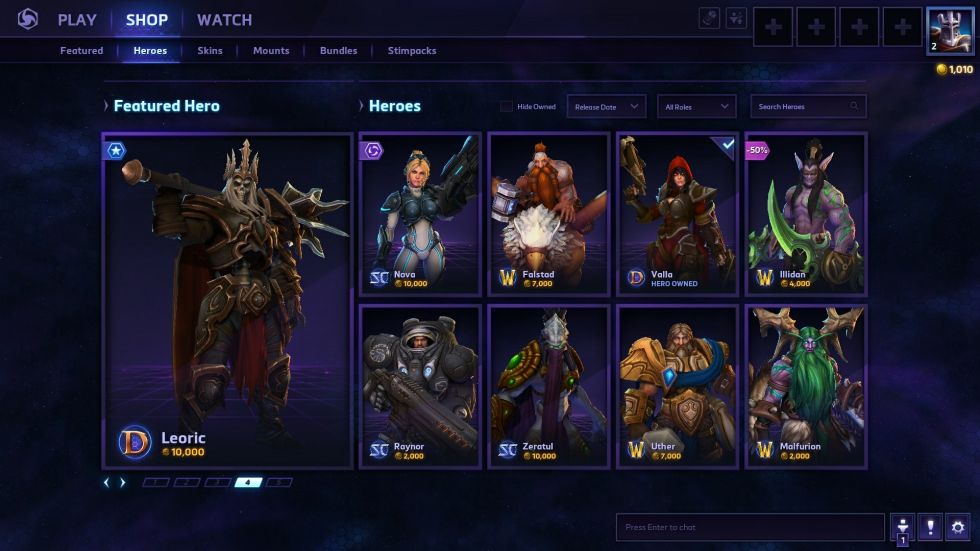 heroes of the storm 2 490 matches later here s why i can t stop