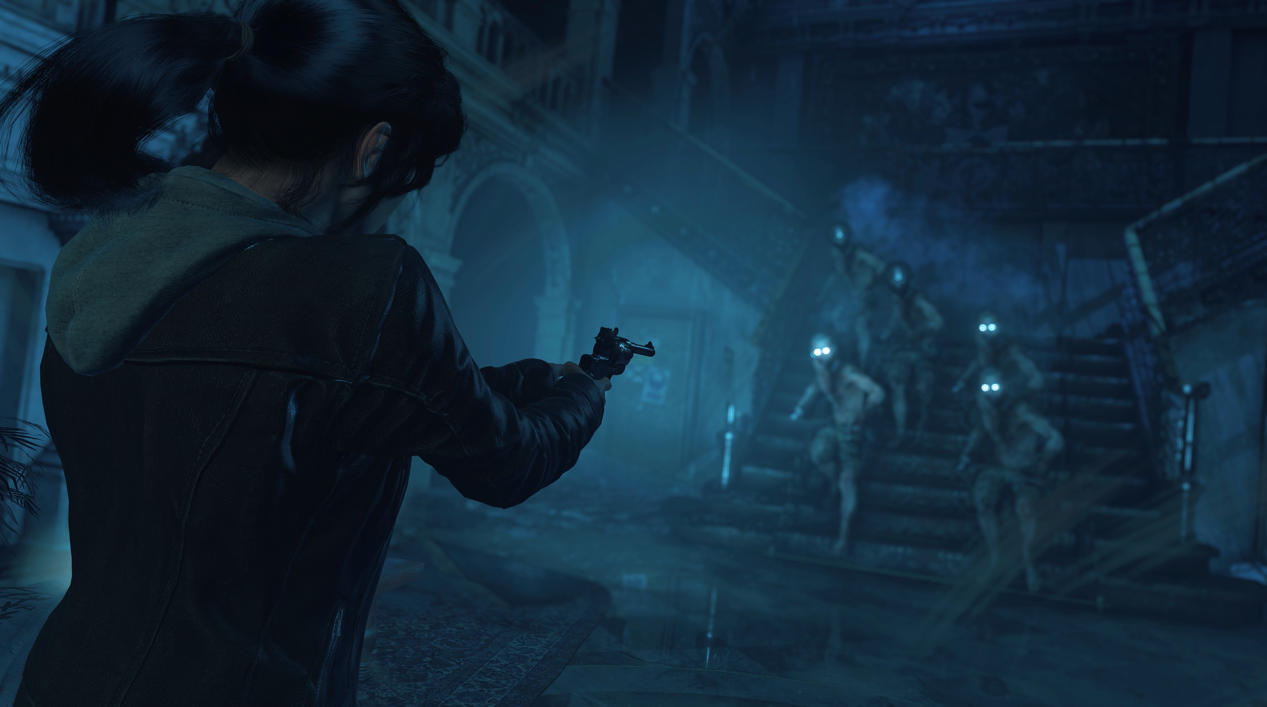 Unwrap Vr Co Op And Zombies In New Tomb Raider Dlc For