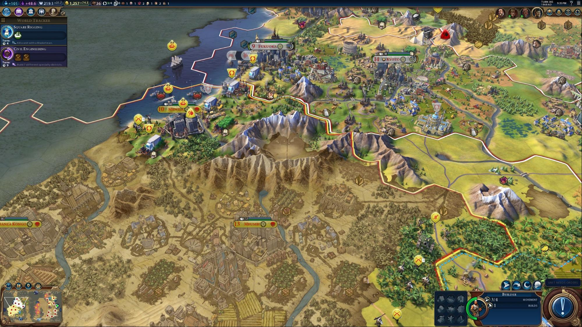Civilization 6 The Most In Depth Civ To Date Ars Technica