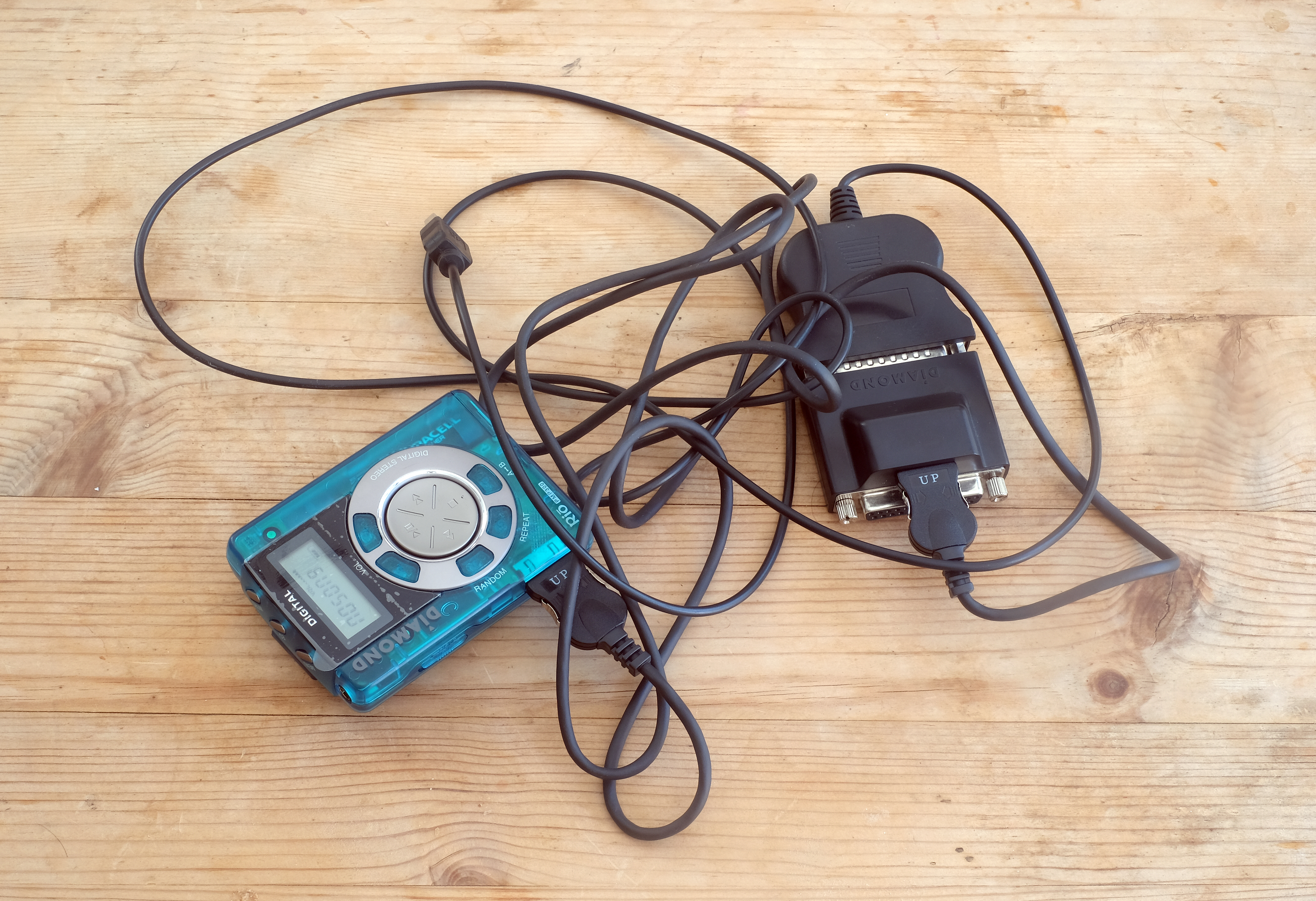 Even with the required USB-to-parallel-adapter cable, getting the PMP300 is to work on modern systems is a challenge.