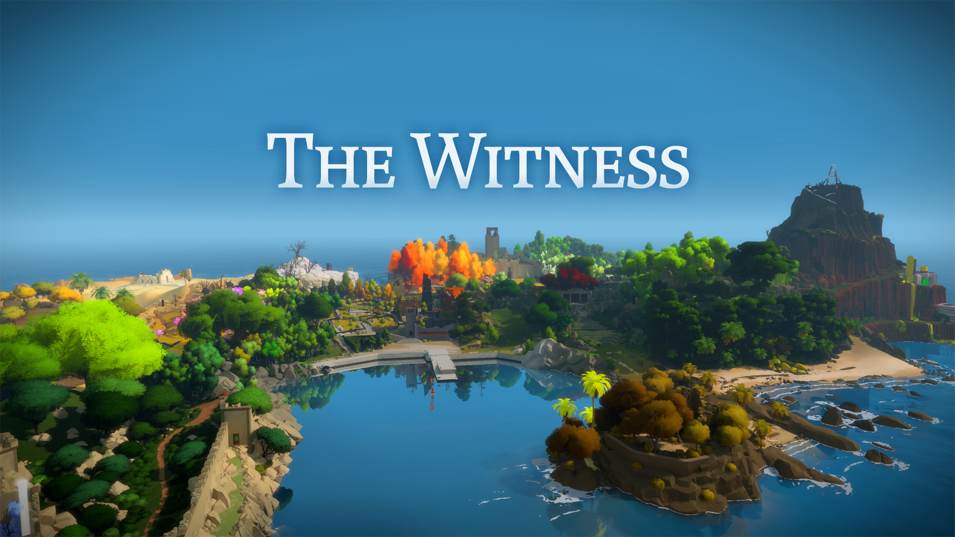 <em>The Witness</em> will support HDR on the original PS4, but the update is still some way off.
