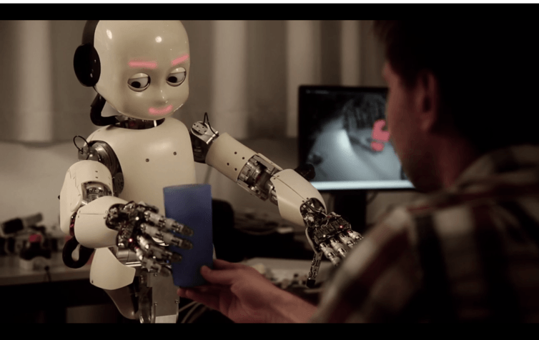 Things will only get more complicated as robots look more life-like.