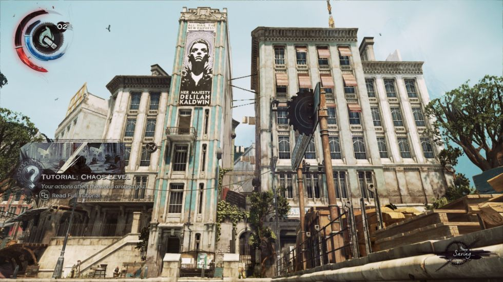 <em>Dishonored 2</em> abandons the dark streets of Dunwall for sunnier climes.