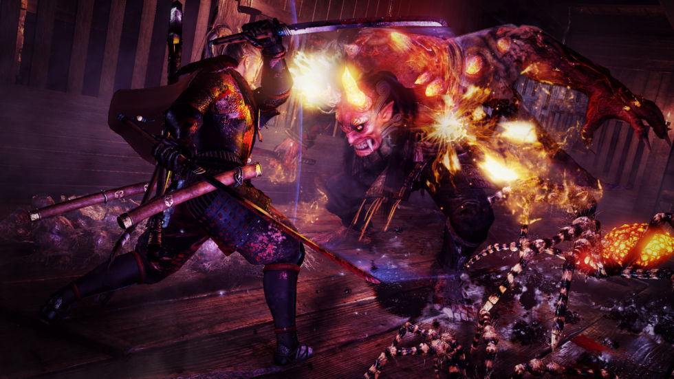<em>Nioh</em> will offer the option of playing at 30FPS with more visual flair, or at 60FPS with the graphics settings dialled back.