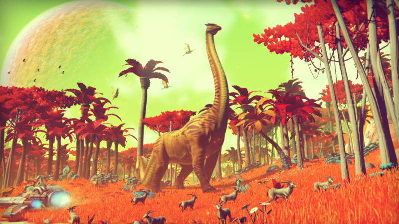 Major Update To 'No Man's Sky' Will Feature Base Building