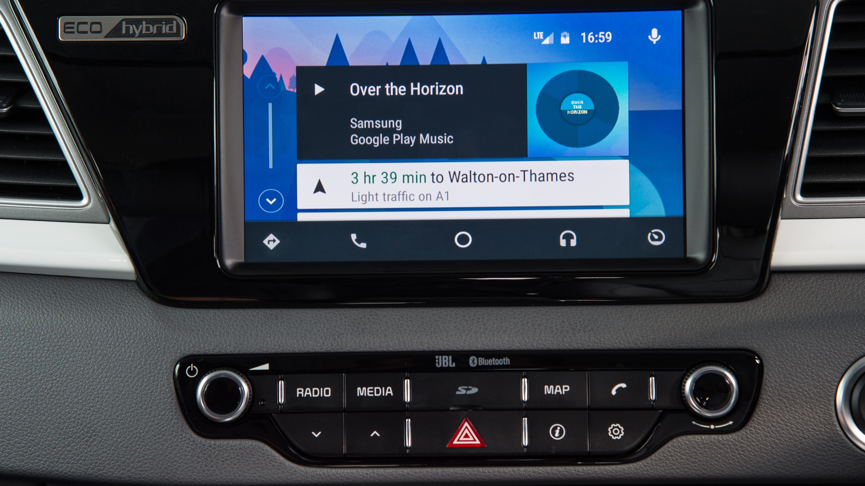 Android Auto And Le Carplay Are Both Supported By The Kia Hyundai