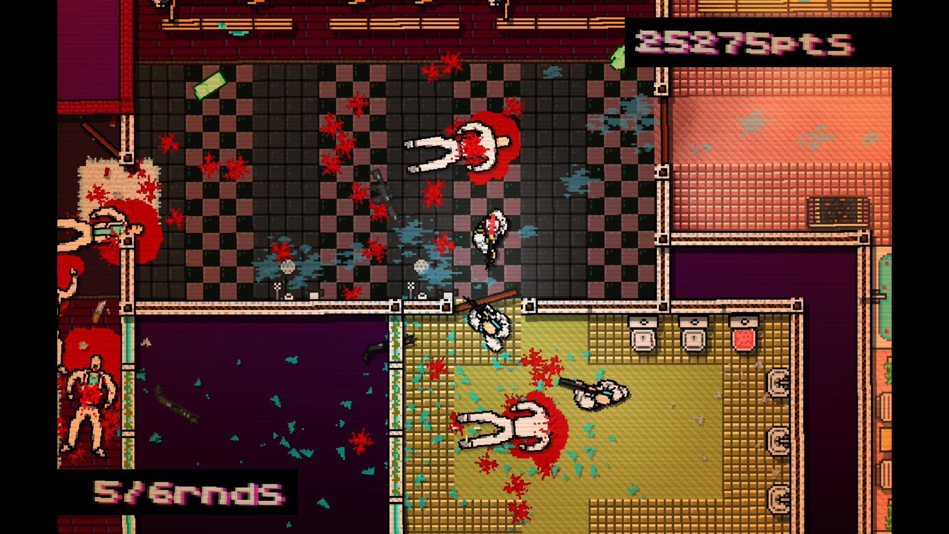 Is <em>Doom</em> just <em>Hotline Miami</em> but with a bigger budget?