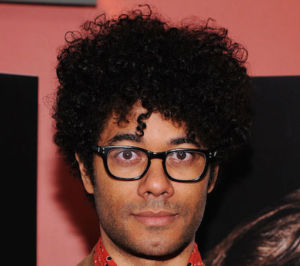 Richard Ayoade is the new Maze Master.